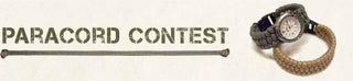 Paracord Contest