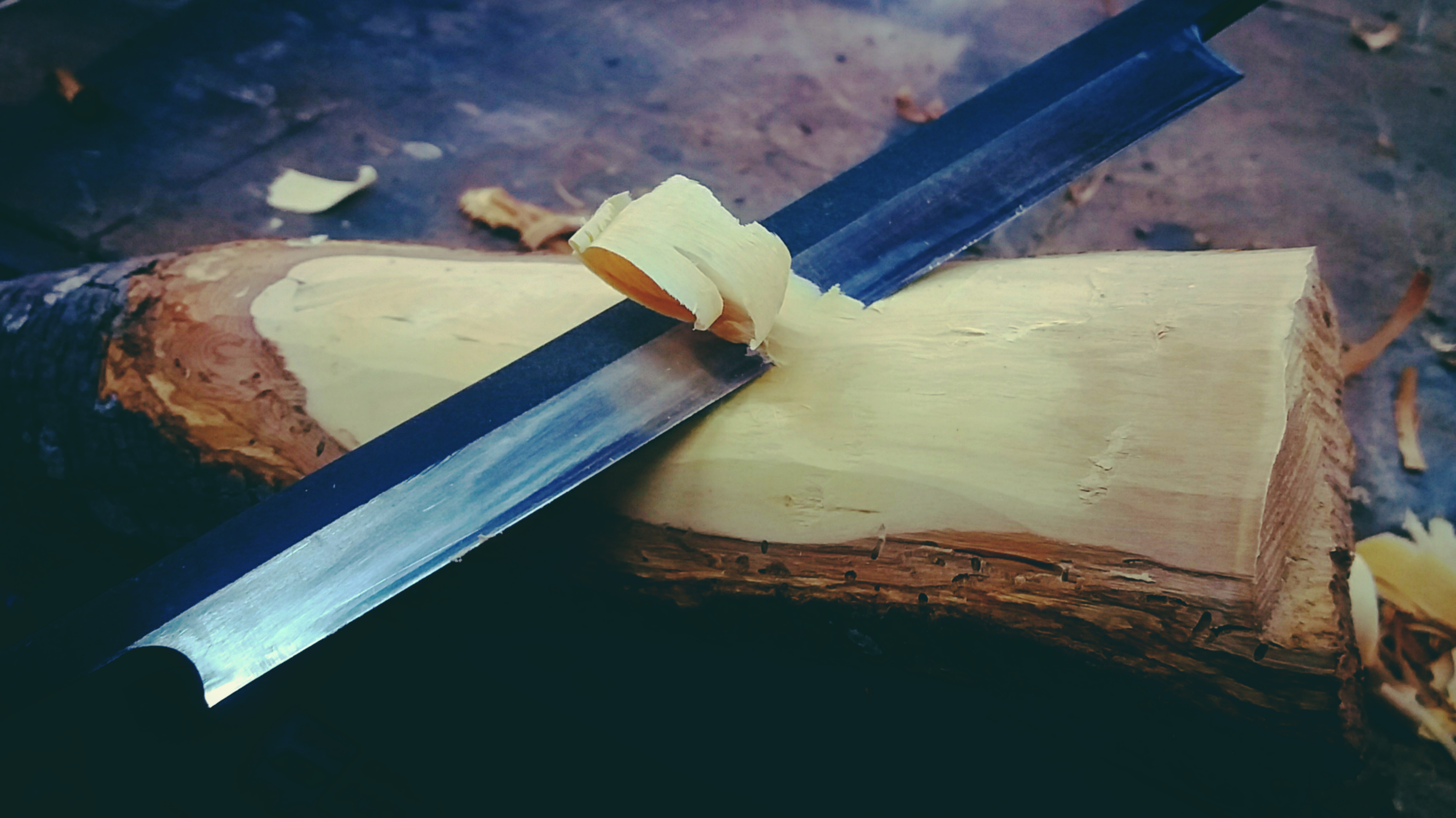 Picture of Drawknife, How to Make