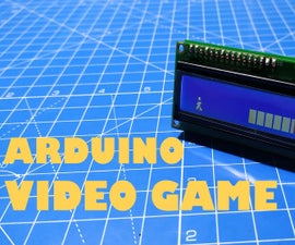 How to Make Arduino Video Game