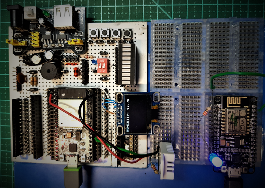 Picture of Automatic Humidifier Control Using ESP328266