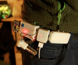 Wearable Power and Computing Modules to Improve Parkinson's Gait