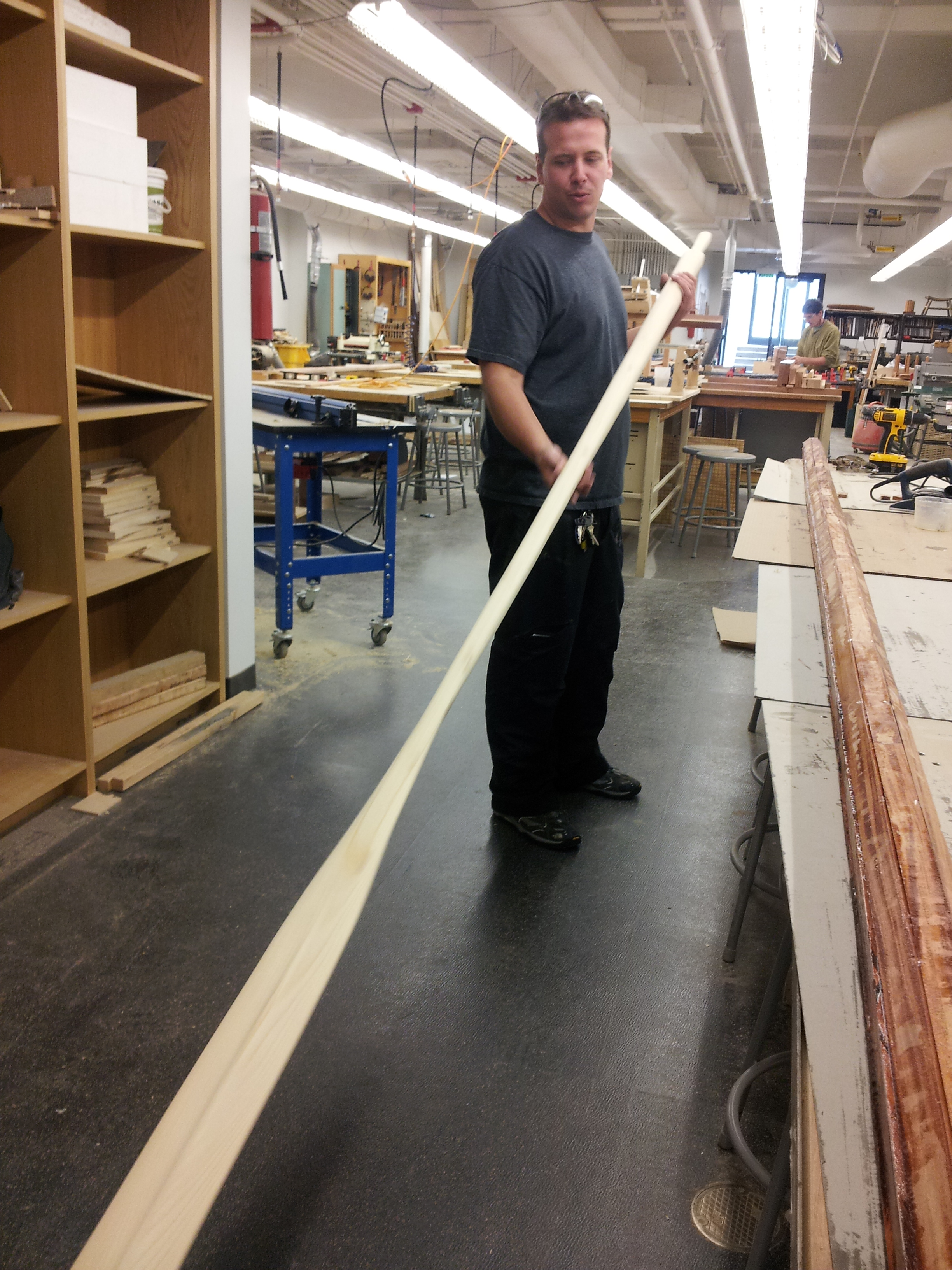 Picture of Finish and Create Oars