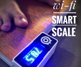 Wi-Fi Smart Scale (with ESP8266, Arduino IDE, Adafruit.io and IFTTT)