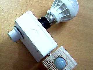 Picture of Smart Light Adapter-PIR Based