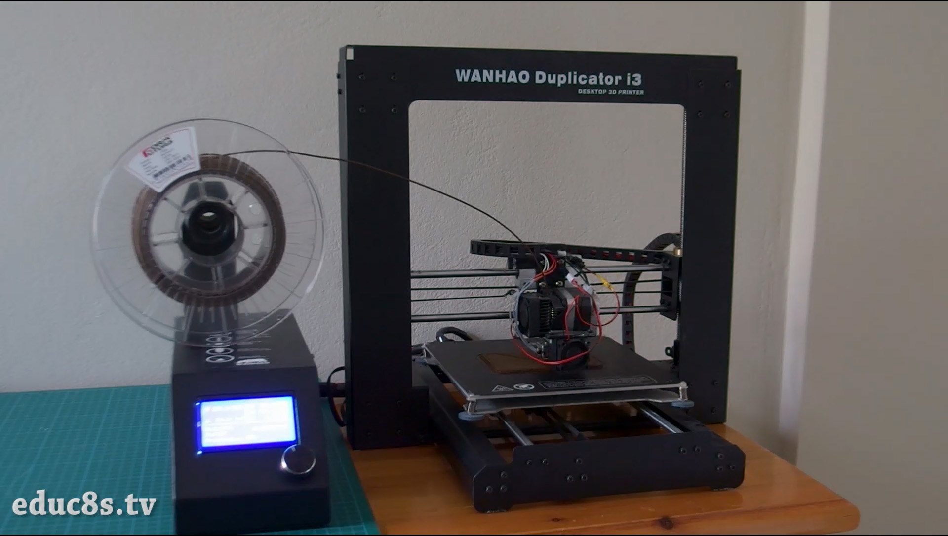 Picture of Finish the 3D Print