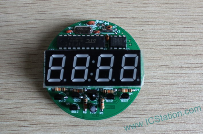 Picture of Install LED Segment Displays
