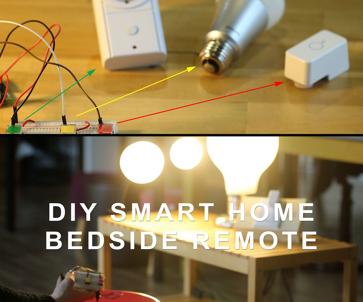 DIY Smart Home Bedside Remote: 8 Steps (with Pictures)