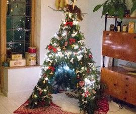 Tipi Christmas Tree