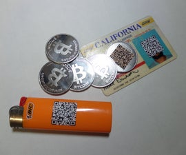 Bitcoin Simple Sticky Wallet
