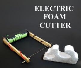 How to Make Electric Foam Cutter
