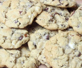 How to Make Cowboy Cookies