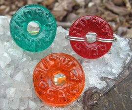 Personalized Faux LifeSaver Rings