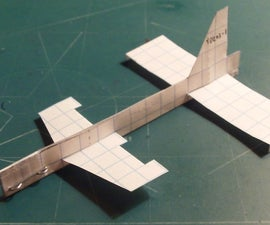 How To Make The Ascender Paper Airplane