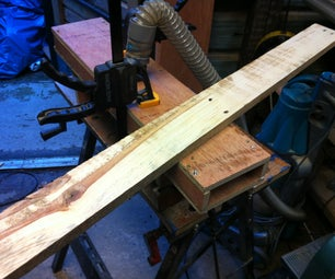 Very Cheap Wood Sanding Machine From an Angle Grinder