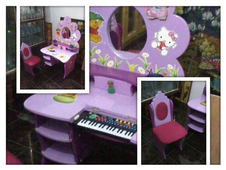 Picture of Multifunctional Table and Chair for Kids