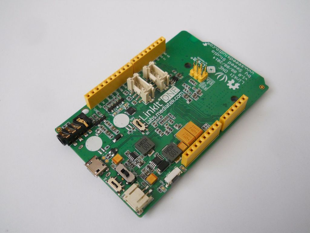 Picture of LinkIt ONE: Parts