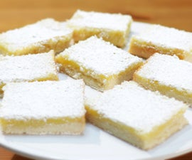 Amazing Easy Lemon Bars