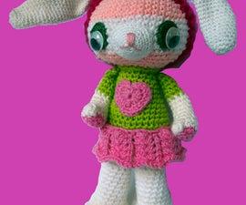 Basic Amigurumi Rabbit