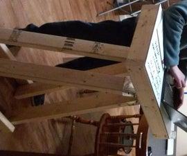 Student Standing Desk