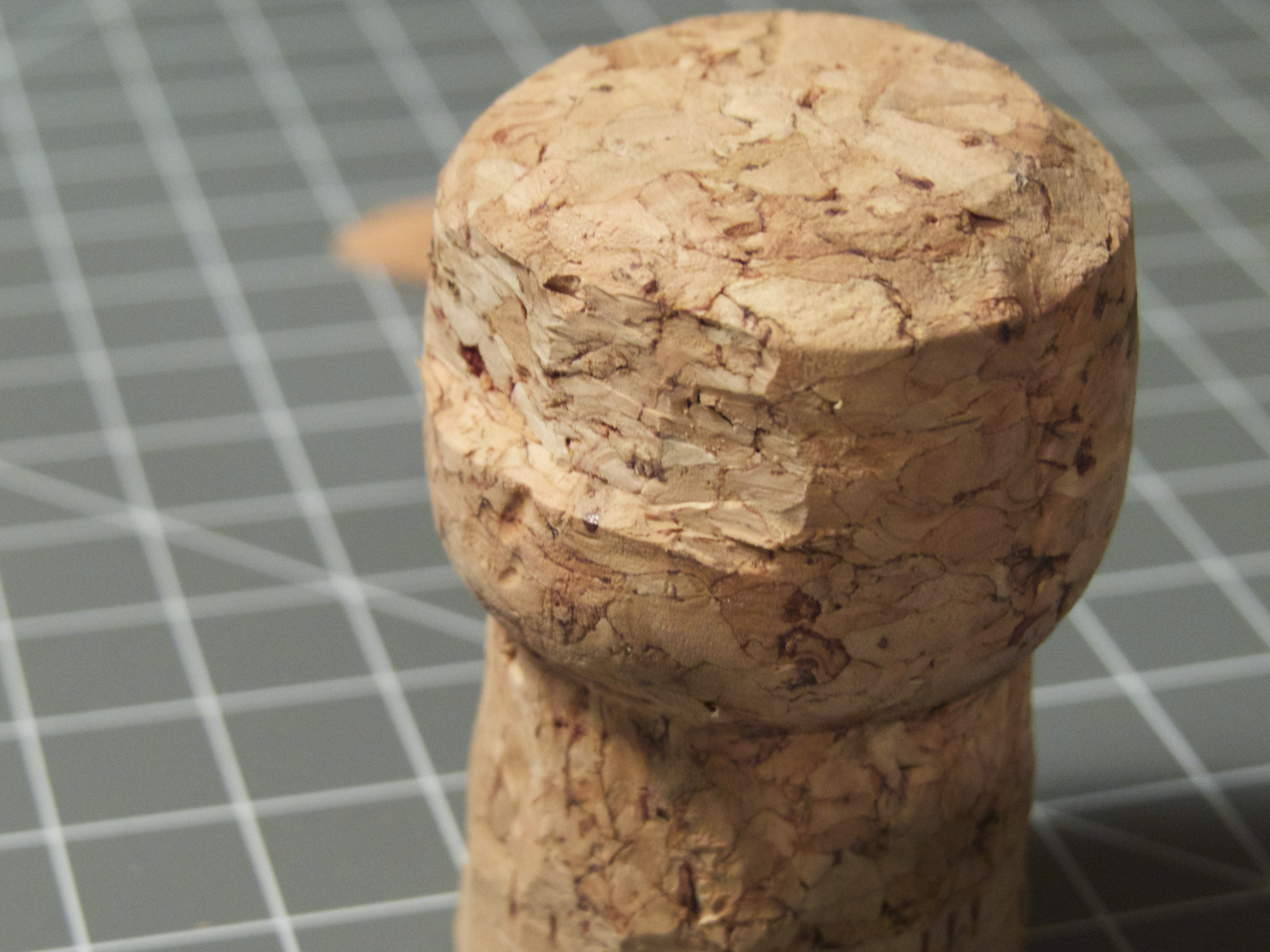 Picture of Modifying the Cork