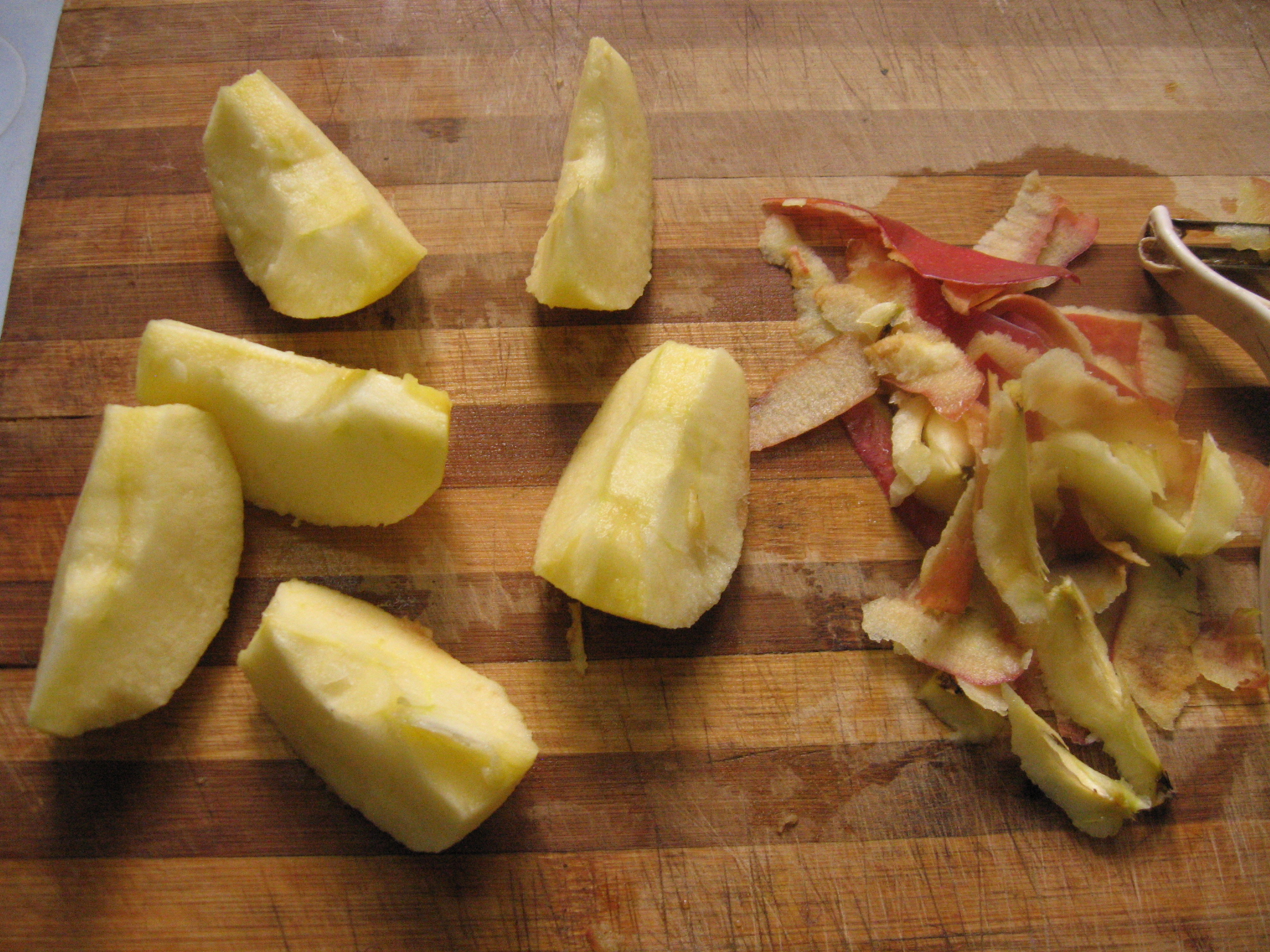 Picture of Collect Apple Pieces