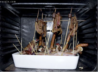 Meat Ship Sets Sail