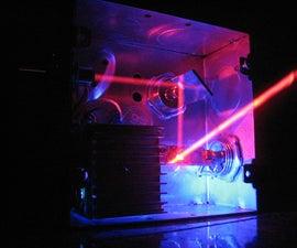 Laser Box Music Laser Light Show