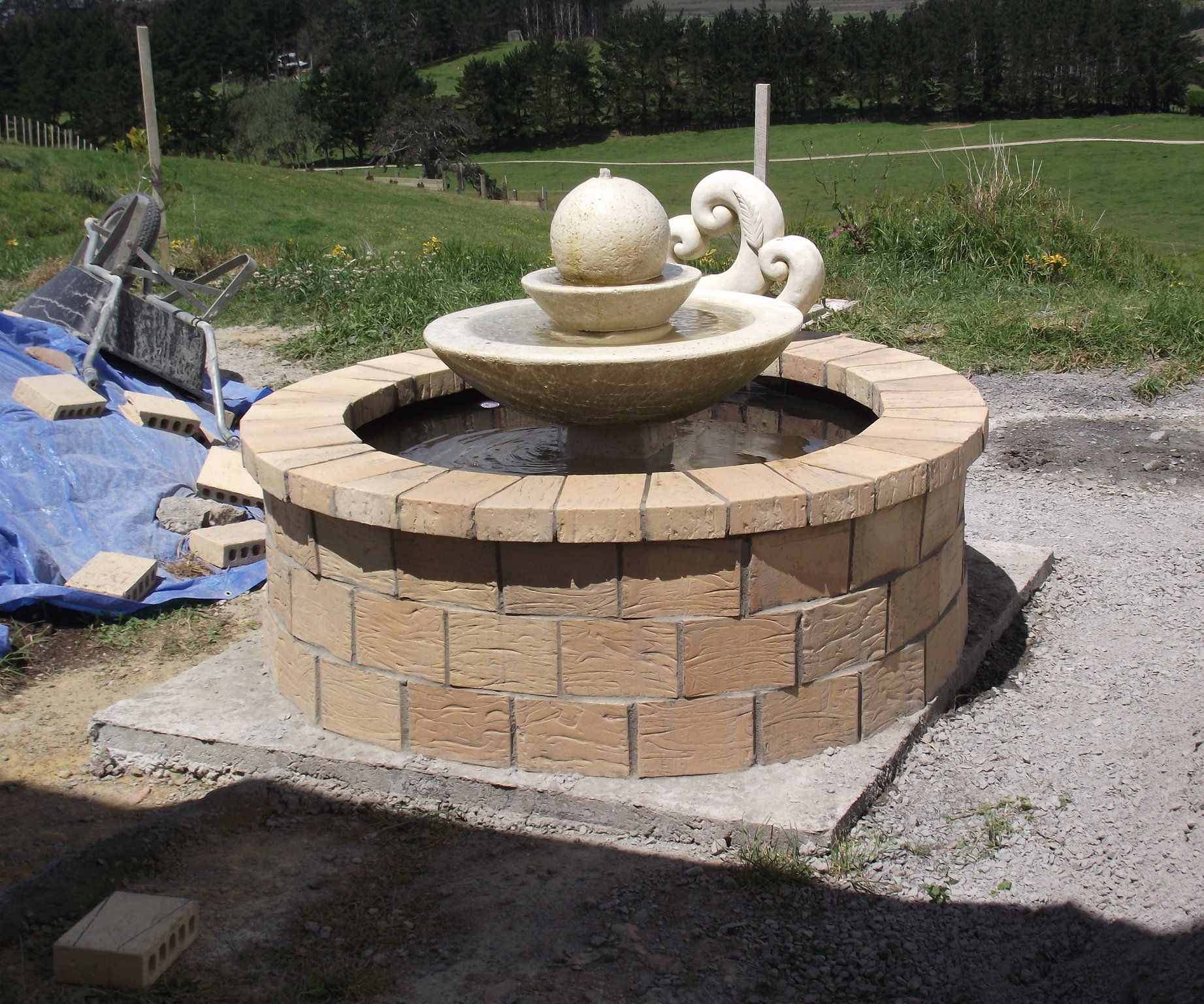 Picture of Fishpond Fountain