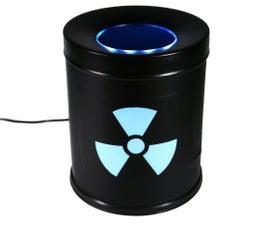 Radioactive Trash Bin