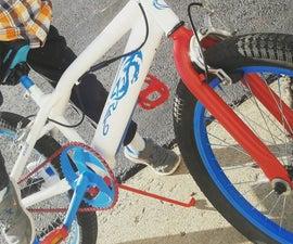DIY Custom Kid's Bike