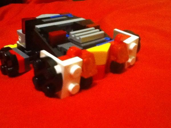 Longarm and Sprinter: a Comboformer