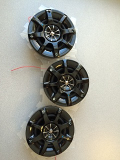 Picture of Mounting Speakers