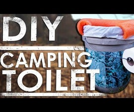 Camping Toilet DIY W/ Bucket [EASY] | the Sticks Outfitter | EP. 19