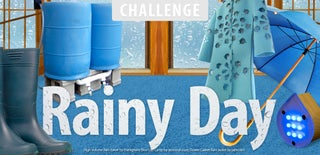 Rainy Day Challenge