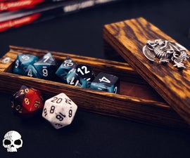 DnD Puzzle Box - the Ultimate Dice Vault!
