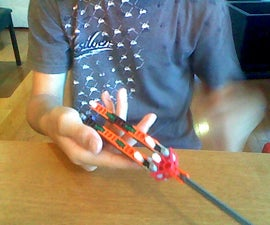 Knex Balisong/Butterfly Knife