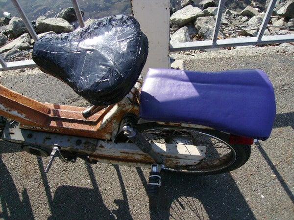 Moped Buddy Seat