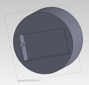 Step 2: Creating the Battery Slot