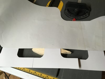 Marking for the Screw Holes