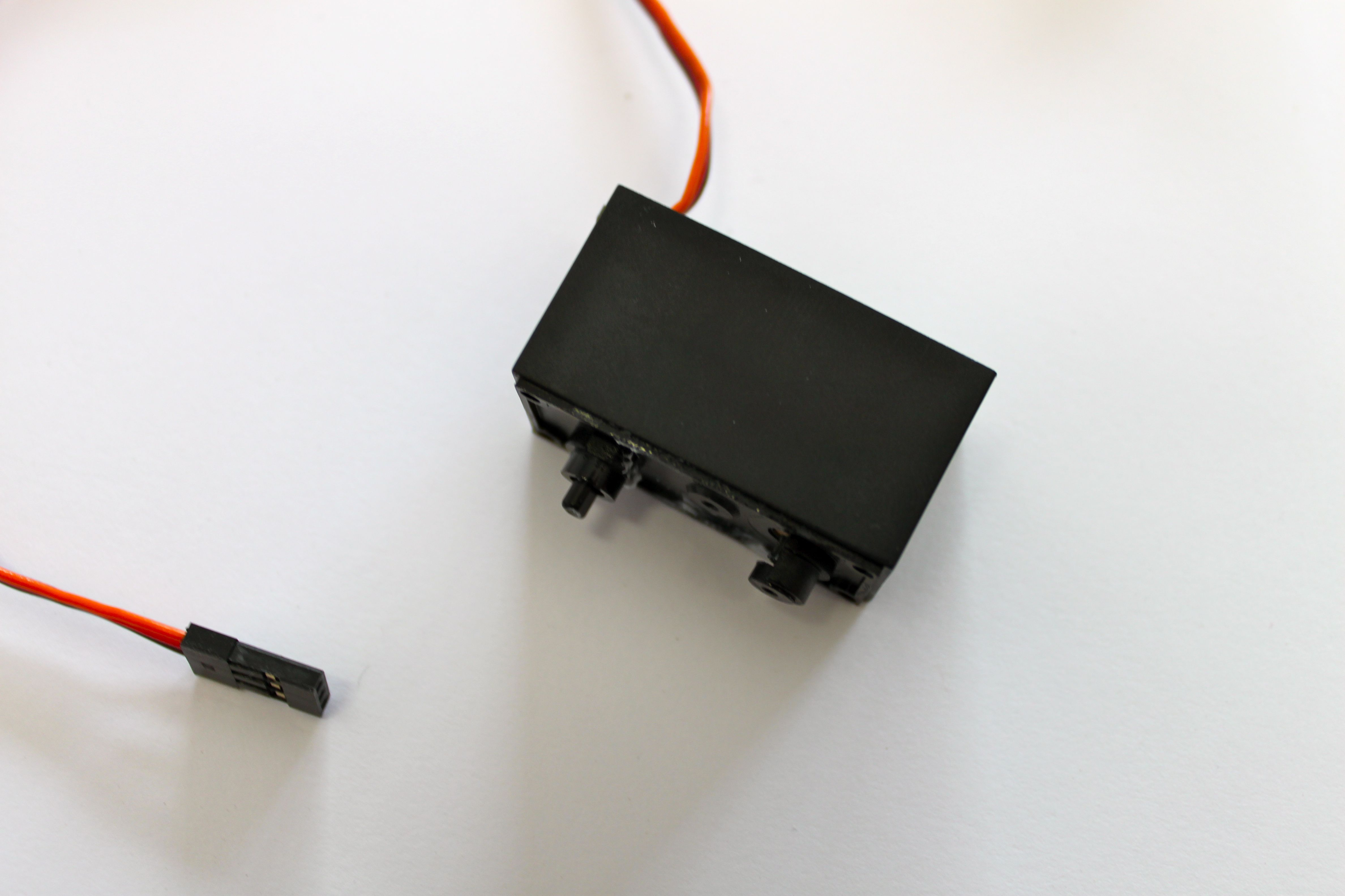 Picture of Hacking the Servos