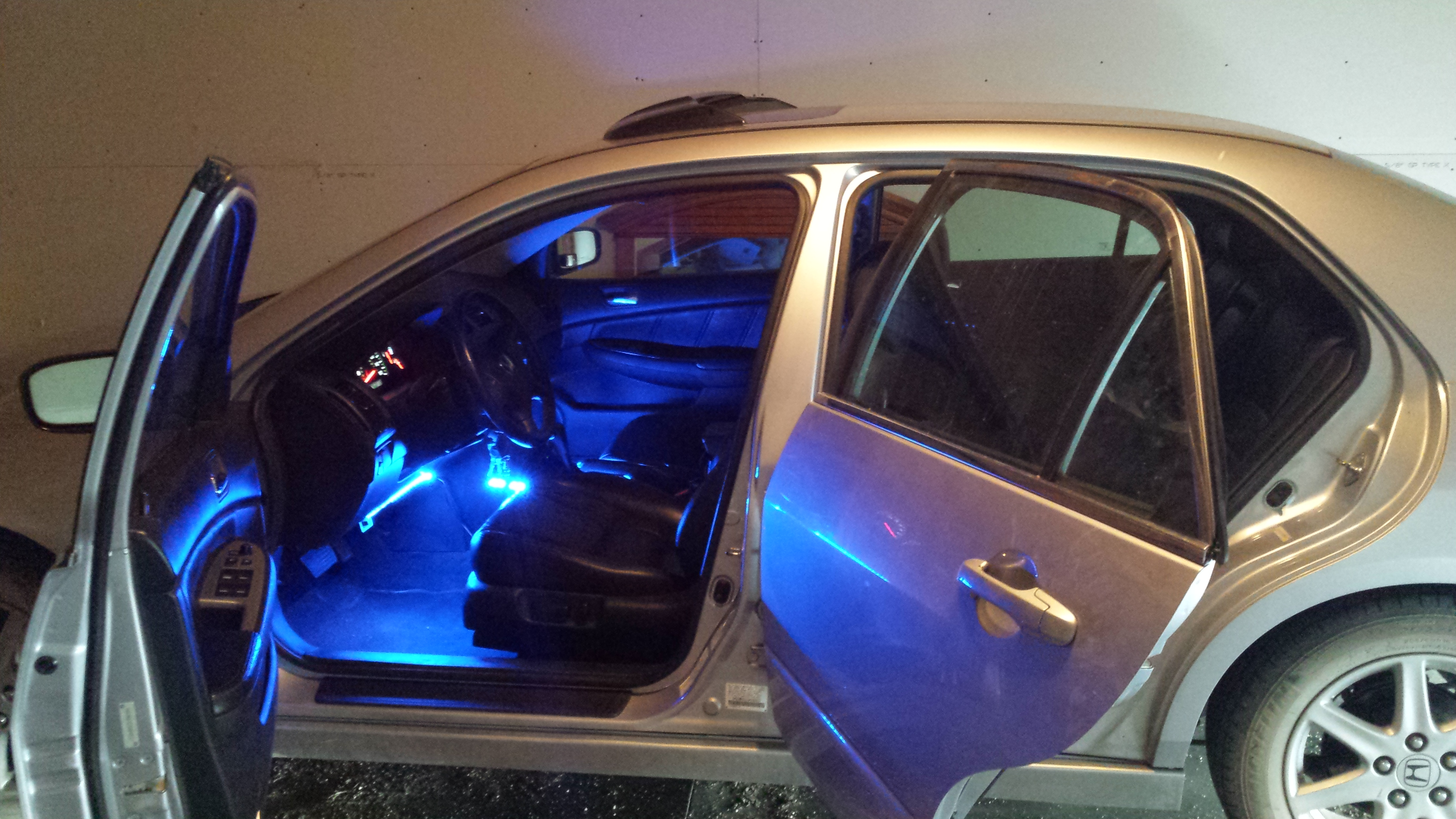 Picture of Car Interior LEDs