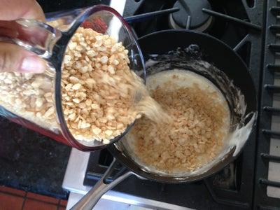 Mix Ingredients
