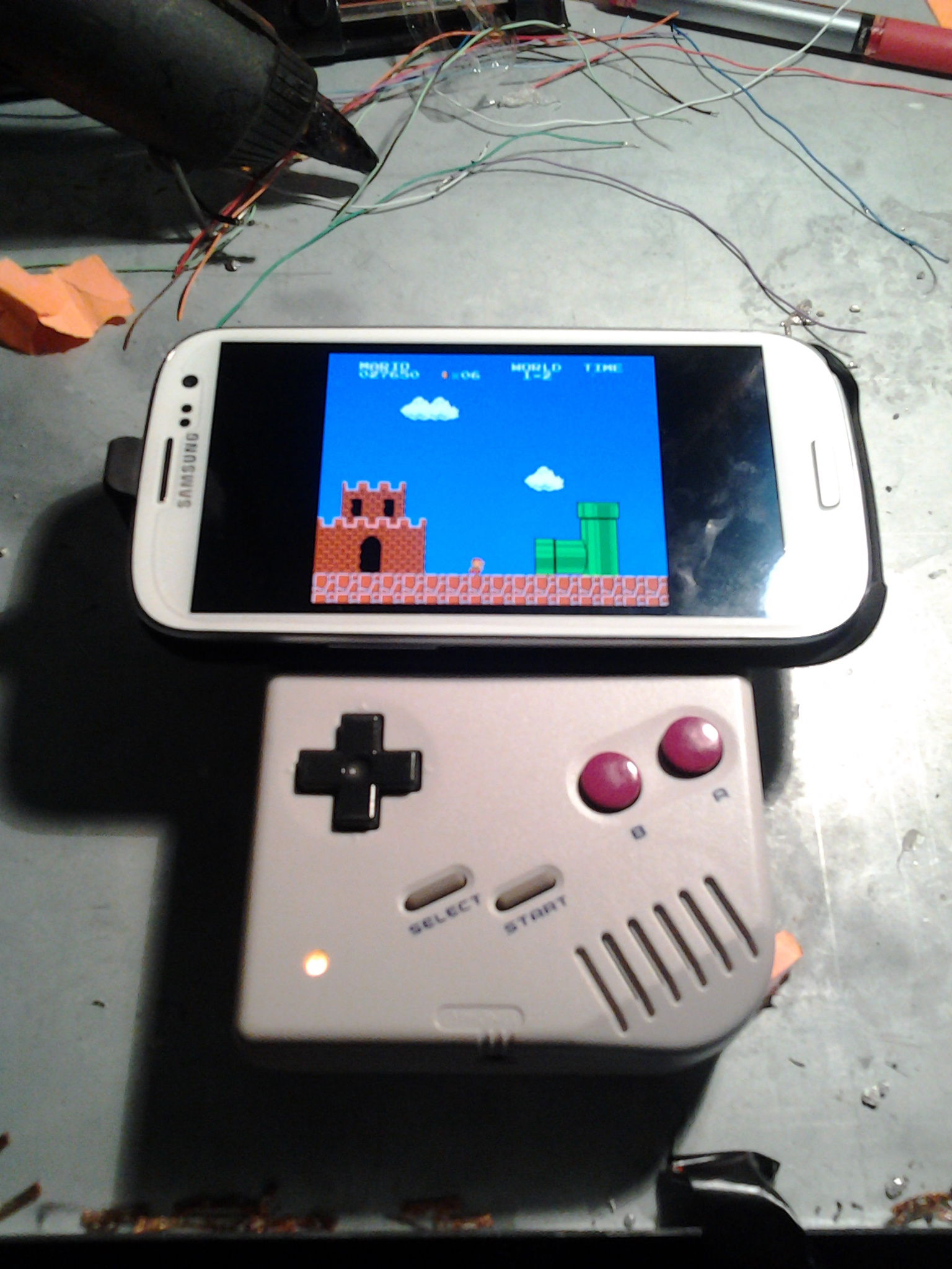 Picture of Game Boy Bluetooth Game Pad