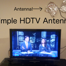 Simple HDTV Antenna!