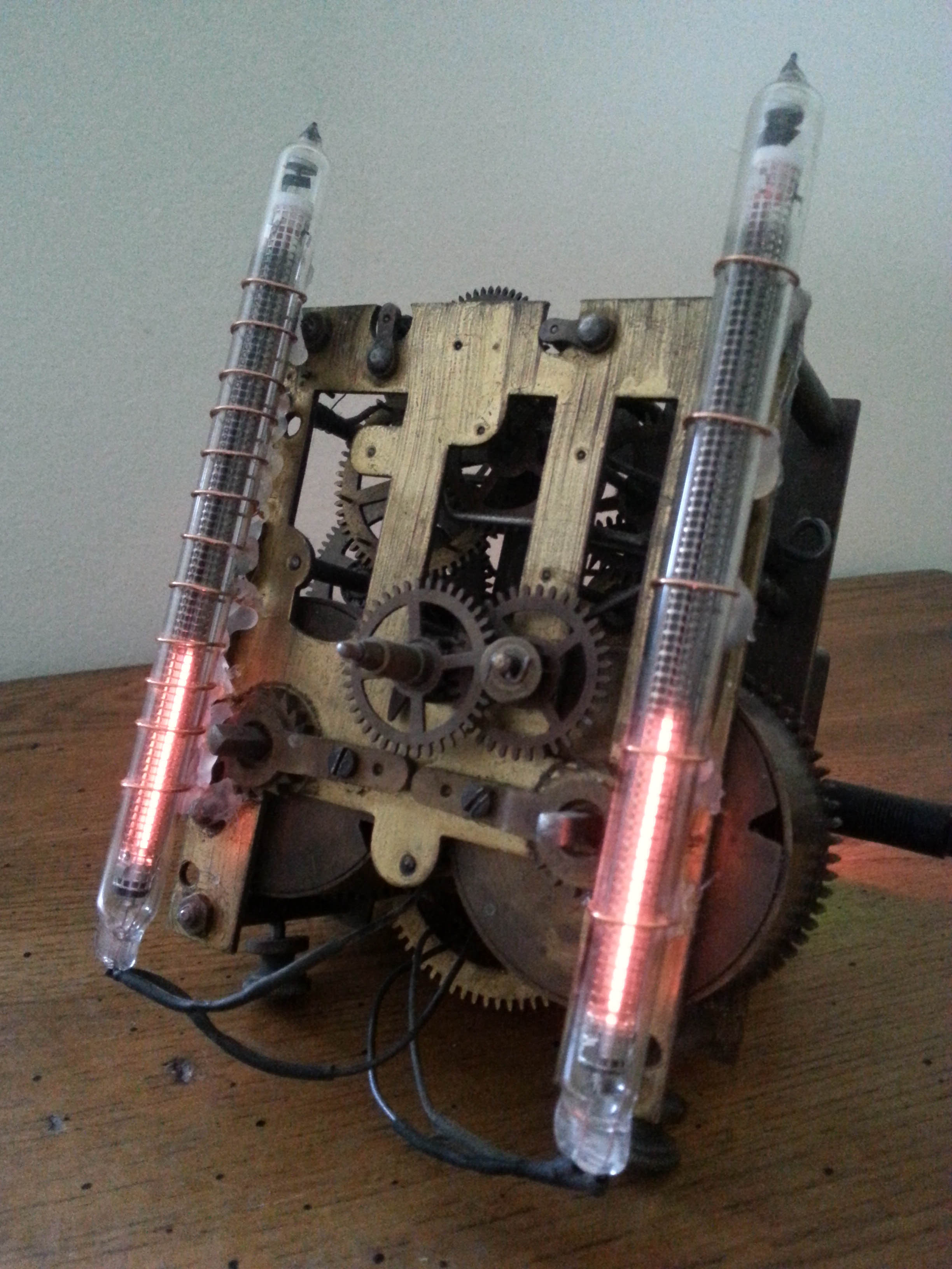 Picture of Nixie Bargraph Clock