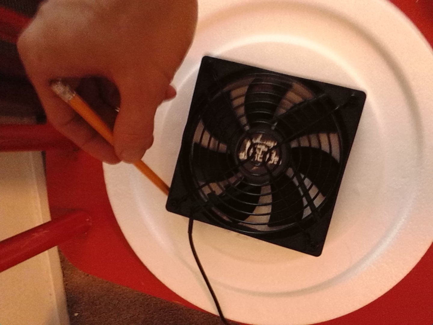 Picture of Mount Your Fan