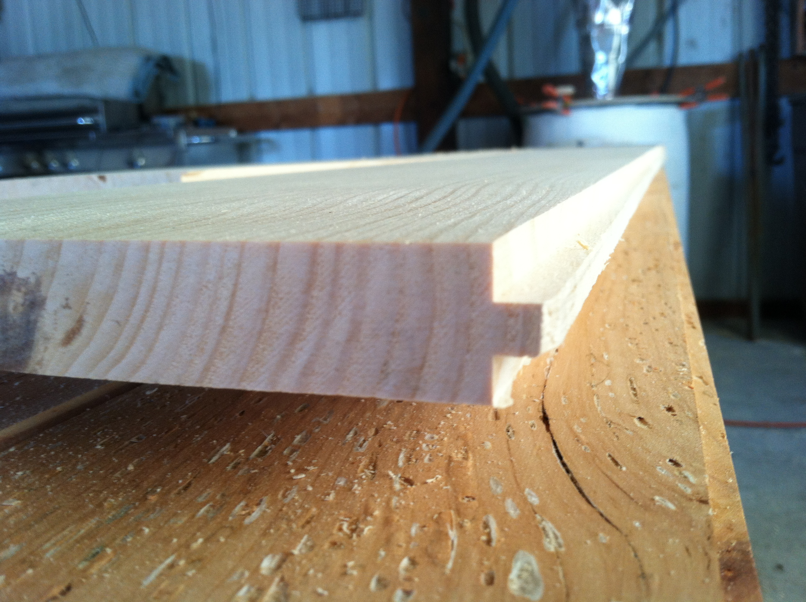 Picture of Tongue and Groove