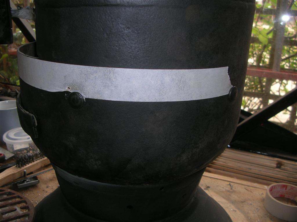 Picture of Inner Grill (optional Step)