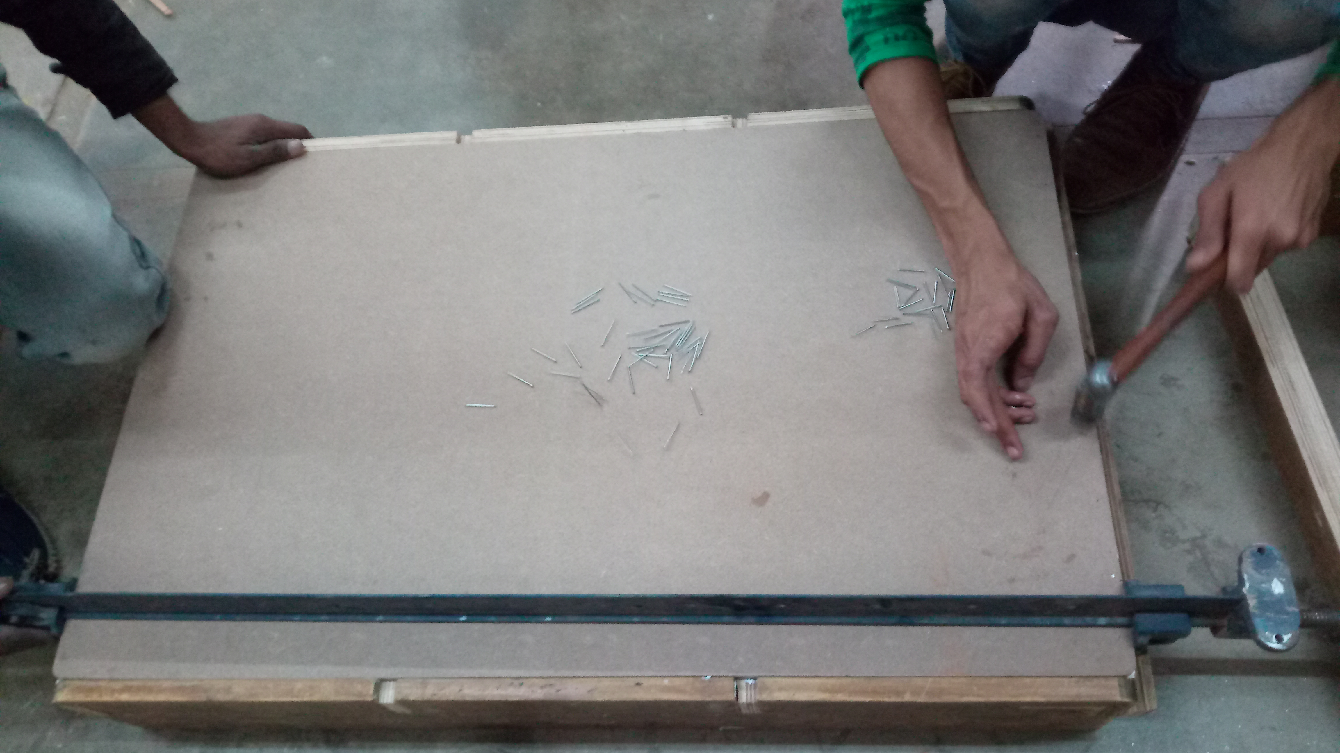 Picture of Assemble: Table Top