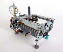 Mini CNC Plotter